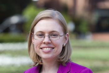 Photo of Lindsey Geisler, Public Affairs Specialist, Office of Public Affairs